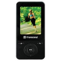 Плеер TRANSCEND MP710 Black 8GB Black
