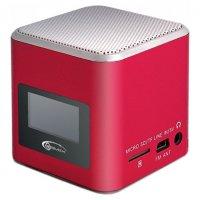 Портативная акустическая система GEMIX Joy Red