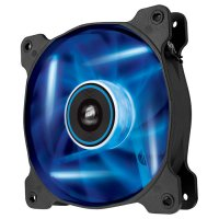 Кулер для корпуса CORSAIR Air AF120 LED Blue Quiet Edition Twin Pack (CO-9050016-BLED)