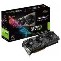 Видеокарта ASUS GeForce GTX 1080 8GB GDDR5X 256-bit Strix Gaming OC (STRIX-GTX1080-O8G-GAMING)