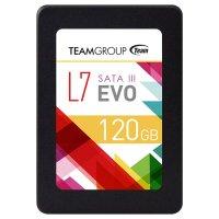 """SSD TEAM L7 EVO 120GB 2.5"""" SATA (T253L7120GTC101)"""