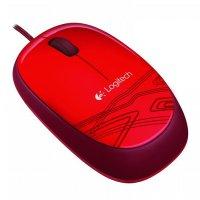 Мышь LOGITECH M105 Red