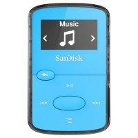 Плеер SANDISK Sansa Clip JAM 8GB Blue