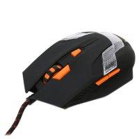 Мышь OMEGA OM-266 + Mouse Pad