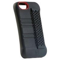 Чехол-накладка для смартфона YURBUDS Race Case Black/Red (YBIMRACE01RNB)