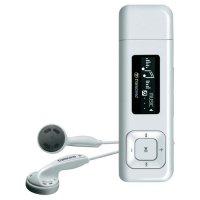 Плеер TRANSCEND T.Sonic MP330 8GB White