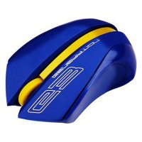 Мышь G-CUBE G9V-310 Blue