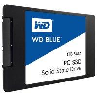 """SSD WD Blue 1TB 2.5"""" SATA (WDS100T1B0A)"""