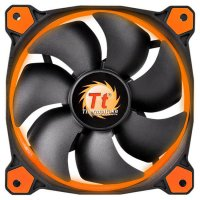 Кулер для корпуса THERMALTAKE Riing 12 LED Orange (CL-F038-PL12OR-A)