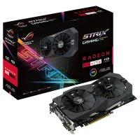 Видеокарта ASUS Radeon RX 470 8GB GDDR5 256-bit DirectCU II Strix Gaming (STRIX-RX470-O8G-GAMING)
