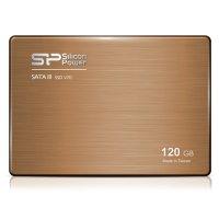 """SSD SILICON POWER Velox V70 120GB 2.5"""" SATA (SP120GBSS3V70S25)"""