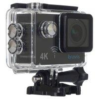 Экшн-камера BRAVIS A3 Black (A3 AC BLACK)
