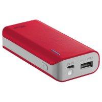 Портативное зарядное устройство TRUST Urban Primo 4400 Red (4400mAh)