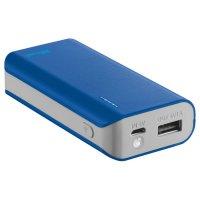 Портативное зарядное устройство TRUST Urban Primo 4400 Blue (4400mAh)