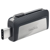 Флэшка SANDISK Ultra Dual Type-C 16GB