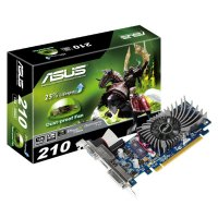 Видеокарта ASUS GeForce 210 1GB GDDR3 64-bit LP (210-1GD3-L)