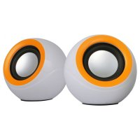Акустическая система OMEGA OG-116 White/Orange