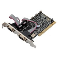 Контроллер STLab PCI to 6-Ports Serial Card (I-450)
