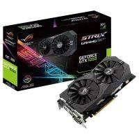 Видеокарта ASUS GeForce GTX 1050 2GB GDDR5 128-bit DirectCU II Strix Gaming OC (STRIX-GTX1050-O2G-GAMING)