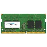 Модуль памяти CRUCIAL SO-DIMM DDR4 2400MHz 4GB (CT4G4SFS824A)