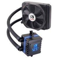 Система водяного охлаждения для процессора AARDWOLF Oceanus 120 Blue (OCEANUS 120)