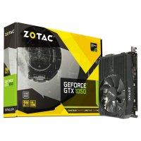Видеокарта ZOTAC GeForce GTX 1050 2GB GDDR5 128-bit Mini (ZT-P10500A-10L SMALL)