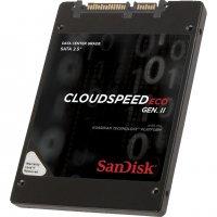 "SSD SANDISK CloudSpeed Eco Gen. II 1.92ТB 2.5"" SATA OEM (SDLF1CRR-019T-1HA1)"