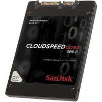 "SSD SANDISK CloudSpeed Ultra Gen. II 800GB 2.5"" SATA (SDLF1DAM-800G-1HA2)"