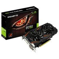 Видеокарта GIGABYTE GeForce GTX 1060 6GB GDDR5 192-bit WindForce 2X (GV-N1060WF2-6GD)