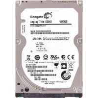 "Винчестер 2.5"" SEAGATE Laptop Thin SSHD 500GB SATAIII/64MB/5400rpm (ST500LM000)"