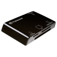 Кардридер TRANSCEND RDP8 Black
