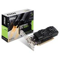 Видеокарта MSI GeForce GTX 1050 Ti 4GB GDDR5 128-bit LP (GTX 1050 TI 4GT LP)