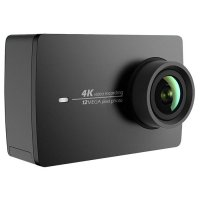 Экшн-камера XIAOMI Yi 4K Travel Kit Night Black (YI-90008)