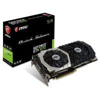 Видеокарта MSI GeForce GTX 1070 8GB GDDR5 256-bit TwinFrozr VI Quick Silver OC (GF_GTX_1070_QS_8G_OC)