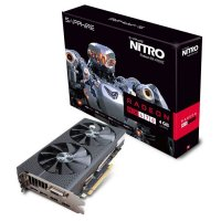 Видеокарта SAPPHIRE Radeon RX 470 4GB GDDR5 256-bit Dual-X Nitro OC (11256-10-20G)