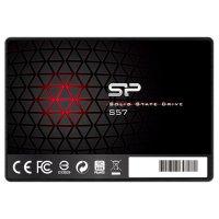 "SSD SILICON POWER Slim S57 120GB 2.5"" SATA (SP120GBSS3S57A25)"