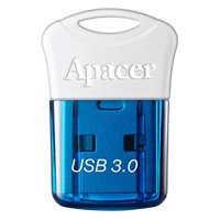 Флэшка APACER AH157 64GB Blue