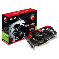 Видеокарта MSI GeForce GTX 750 Ti 2GB GDDR5 128-bit TwinFrozr IV Gaming OC (N750Ti TF 2GD5/OCV1)