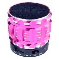 Портативная акустическая система SMARTFORTEC S28 Pink