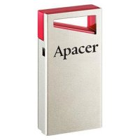 Флэшка APACER AH112 8GB Red