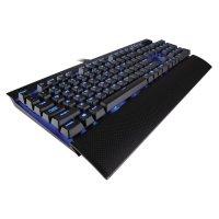Клавиатура CORSAIR K70 LUX Mechanical Gaming Cherry MX Blue