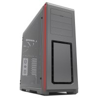Корпус PHANTEKS Enthoo Luxe Tempered Glass Anthracite Gray