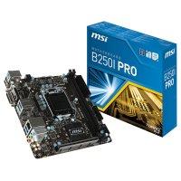 Материнская плата MSI B250I Pro