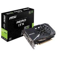 Видеокарта MSI GeForce GTX 1060 3GB GDDR5 192-bit ZeroFrozr Aero ITX OC (GTX_1060_AERO_ITX_3G_OC)
