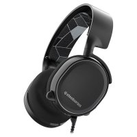 Наушники STEELSERIES Arctis 3 Black