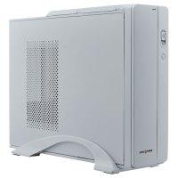 Корпус LOGICPOWER S601 White Slim (400W)