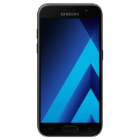 Смартфон SAMSUNG Galaxy A5 (2017) SM-A520F 32GB Dual SIM Black Sky