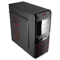 Корпус AEROCOOL PGS V3X Advance Devil Red Edition (550W)