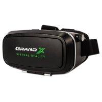 Очки виртуальной реальности GRAND-X GRXVR06B Black