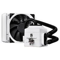 Система водяного охлаждения для процессора DEEPCOOL Gamer Storm Captain 120EX White (CAPTAIN 120EX WHITE)